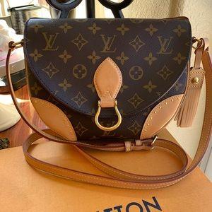 Authentic Louis Vuitton St. Cloud